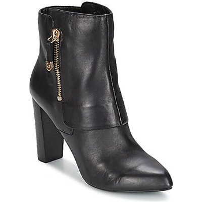 Guess  IVON  women s Low Ankle Boots in black - 888486276856