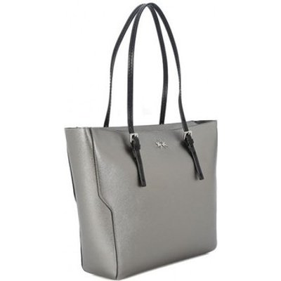 La Martina  ESTRELLA GUN METAL  women's Shopper bag in Multicolour
