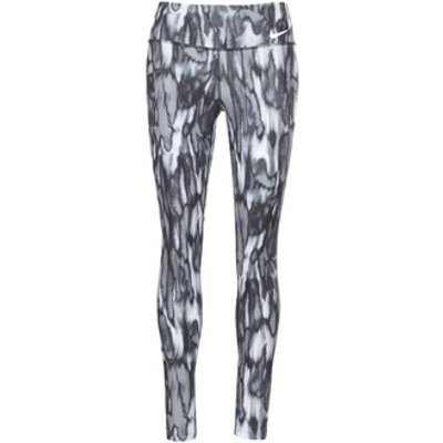 Nike  PWR LGND TGHT PRNT  women's Tights in Grey