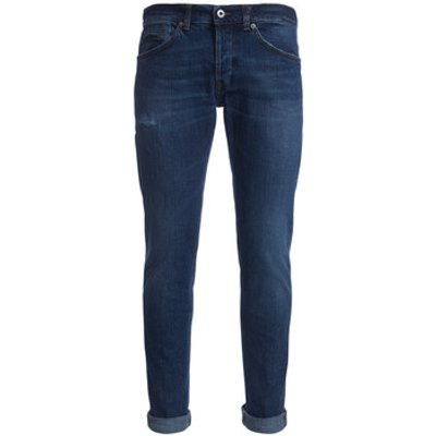 Dondup  Jeans Don Dup modello George lavaggio medio  men s Trousers in Blue - 7430325518547