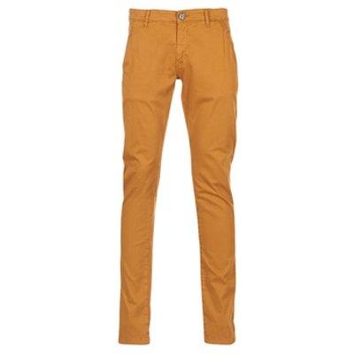 Casual Attitude  IHOCK  men's Trousers in Yellow
