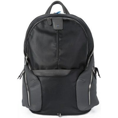 Piquadro  ZAINO BLACK  men's Computer Bag in Multicolour