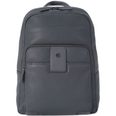 Piquadro  ZAINO PORTA PC E IPAD  men's Computer Bag in Grey