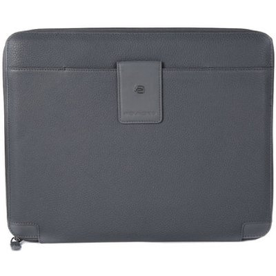 Piquadro  PORTABLOCCO SOTTILE  men's Computer Bag in Grey