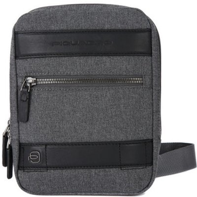 Piquadro  BORSELLO PORTA I PAD  men's Computer Bag in Grey