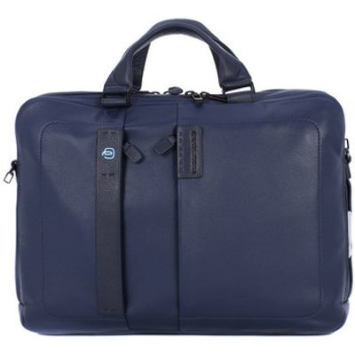 Piquadro  BLU CARTELLA PORTA DOCUMENTI  men's Computer Bag in Blue
