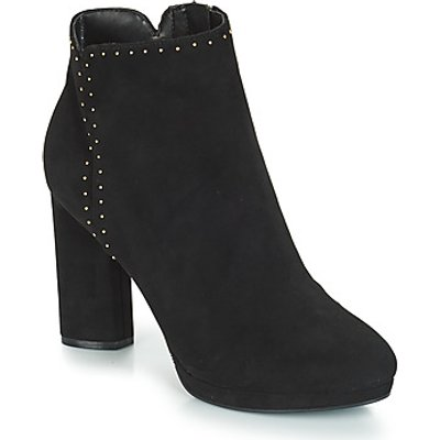 Guess  PEACHIE  women s Low Ankle Boots in Black - 0192553117479