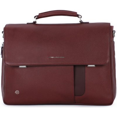 Piquadro  BO CARTELLA ESPANDIBILE  men's Computer Bag in Red