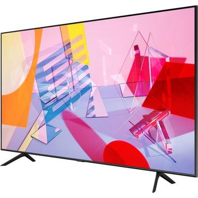 "Samsung QE65Q60TAUXXU 2020 65"" Q60T QLED 4K Quantum HDR Smart TV"