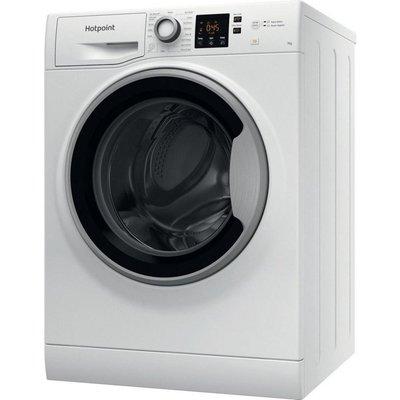 Hotpoint NSWE743UWSUKN 7kg 1400 Spin Washing Machine in White