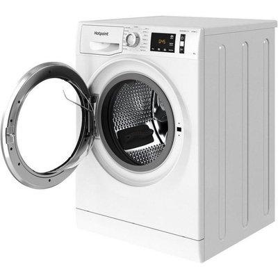 Hotpoint NM11945WSAUKN 9kg 1400 Spin Washing Machine in White