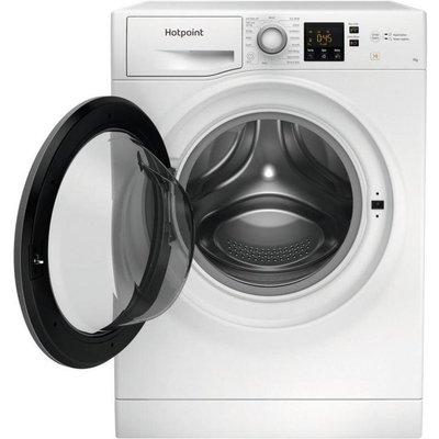 Siemens WM14N191GB A+++ 7kg 1400 Spin Washing Machine in White