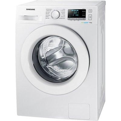 Samsung WW70J5556MW A+++ Rated 7kg 1400rpm ecobubble Washing Machine