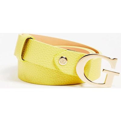 Guess Uptown Chic Logo Belt