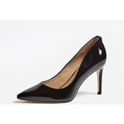 Guess Bennie Real Leather Court Shoes - 7613414647902