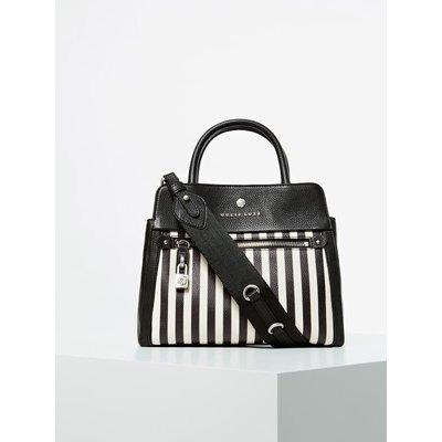 Guess Eve Genuine Leather Luxe Mini Handbag