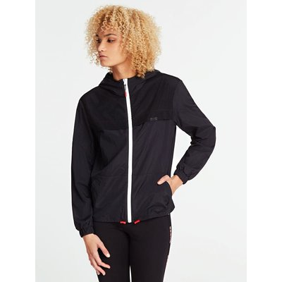 Guess Hooded Wind Sport Jacket