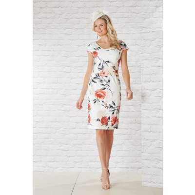 Julianna Floral Print Dress