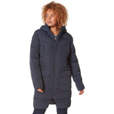 Longline Zip-Through Padded Coat