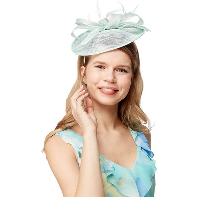 Mini Disc Bow Fascinator