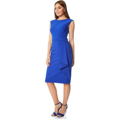 Ruched Waist Cocktail Dress