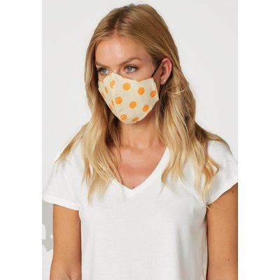 Spot Print Fast Drying Fashion Face Mask