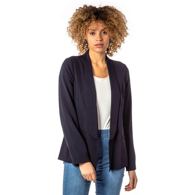 Collared Blazer Jacket
