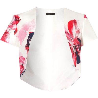 Floral Bolero Jacket