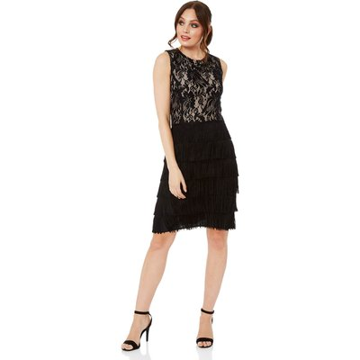 Lace Flapper Dress