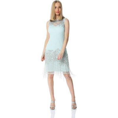 Embellished Flapper Dress