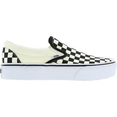 Vans Ua Classic Slip-On Platform - Schuhe