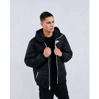 Nike Synthetic Hooded - Jackets