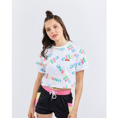 Ellesse All Over Print - T-Shirts