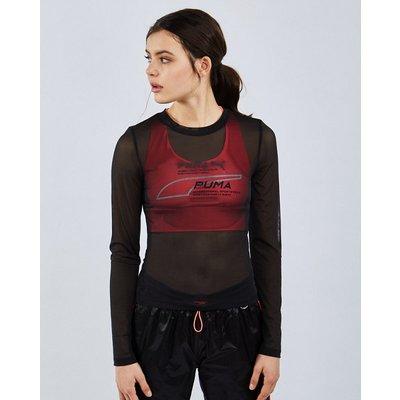 Puma Evide Long-sleeve Mesh - T-Shirts