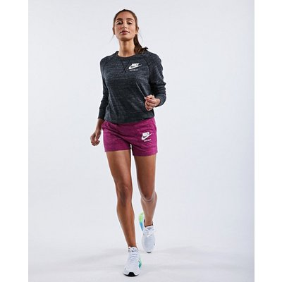 NIKE Nike GYM VINTAGE SHORT - Damen kurz