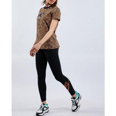 NIKE Nike SPORTSWEAR ANIMAL PRINT LEGGINGS - Damen lang