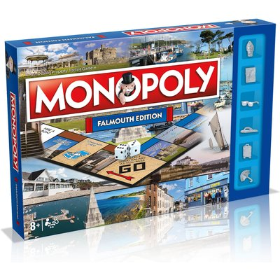 Monopoly Board Game - Falmouth Edition