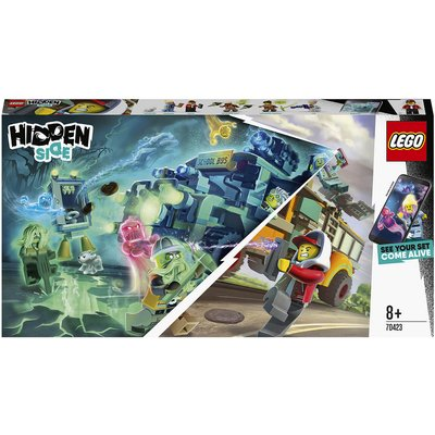 LEGO Hidden Side: Paranormal Intercept Bus AR Game Set (70423)