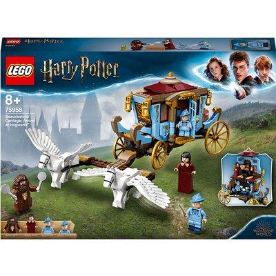 LEGO Harry Potter: Beauxbatons' Carriage at Hogwarts (75958)