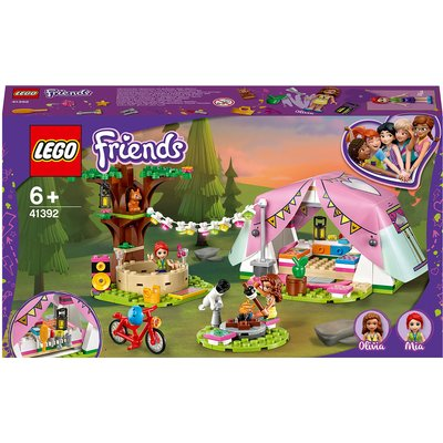 LEGO Friends: Nature Glamping Outdoor Adventure Playset (41392)