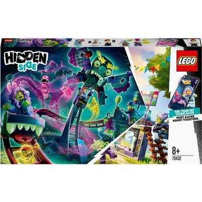 LEGO Hidden Side: Haunted Fairground AR Games App Set (70432)