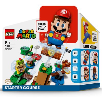 LEGO Super Mario Adventures Starter Course Toy Game (71360)
