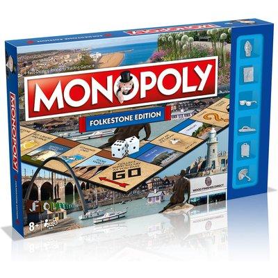 Monopoly Board Game - Folkestone Edition