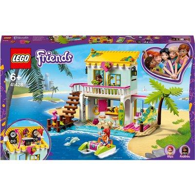 LEGO Friends: Beach House Mini Dollhouse Play Set (41428)