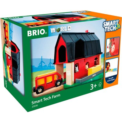 Brio Smart Tech - Railway Farm Barn