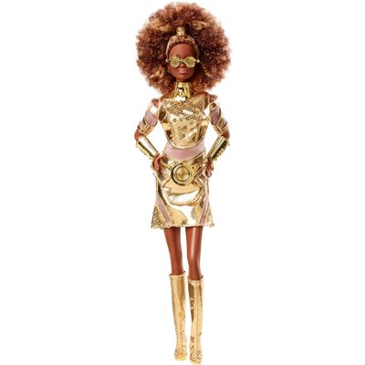 Barbie Signature Collection Star Wars C-3PO Doll