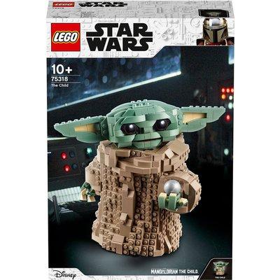 LEGO Star Wars:: The Mandalorian The Child Building Set (75318)