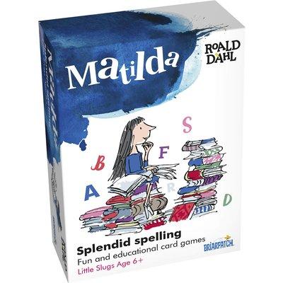 Roald Dahl Matilda Word Educational Games