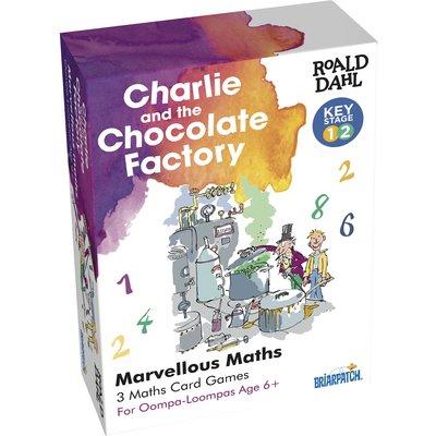 Roald Dahl Charlie Maths Educational Games