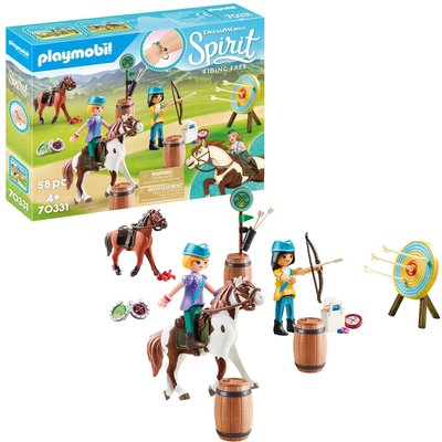 DreamWorks Spirit© Outdoor Adventure by PLAYMOBIL (70331)